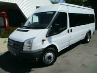 2014 Ford Transit Medium Roof 17 Seater TDCi 135ps NA Diesel Manual