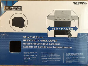 58-in heavy duty grill cover BRAND NEW