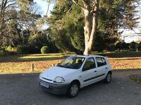 Renault Clio 1.2 3 Door Hatchback White