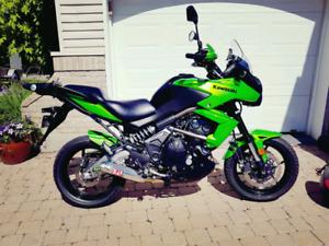 Kawasaki Versys toutes équipés