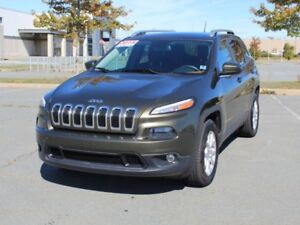 2015 JEEP CHEROKEE North with Extended Warranty!