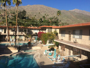 Gorgeous Palm Springs CA. Fully equipped. Popular w Canadians!