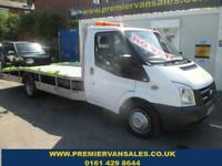 2011 11 FORD TRANSIT 2.4 TDCI DIESEL115 BHP 15FT DRIVE ON RECOVERY VEHICLE,!!! N