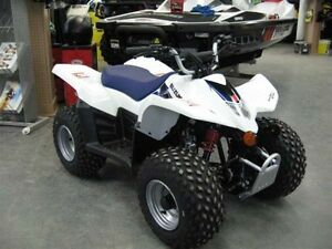 LOOKING for a 50cc ATV