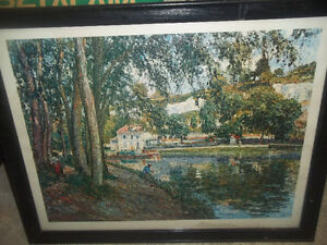 Collectible figurines,phone,, Prints, paintings