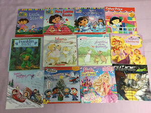 Gently used children's books .50 each Windsor Region Ontario image 1