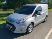 2015 FORD TRANSIT CONNECT LIMITED 1.6TDCi 120 ONE OWNER
