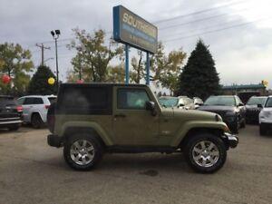 2013 Jeep Wrangler Sahara  4X4 W\REMOTE START