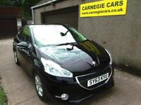 Peugeot 208 ACTIVE, 56097 MILES, BLUETOOTH, AIRCON, MOTD, SERVICED and WARRANTY