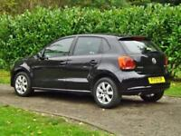 Volkswagen Polo 1.4 Match Dsg 5dr PETROL SEMIAUTOMATIC 2011/61