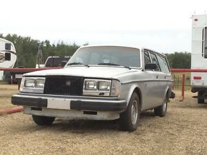 1979 volvo 265 great shape! TRADE..