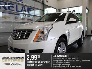 Cadillac SRX Cuir - Toit ouvrant - Mags 2013