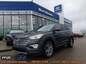 2015 Hyundai Santa Fe XL Luxury  Luxury-Sunroof, Leather Seats,