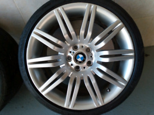 """BMW style 172 19"""" wheels Mags Rims 3 series 5 series"""