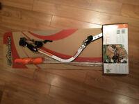 Le Chariot stroller Bike Adaptor New in box