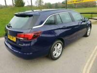 2016 Vauxhall Astra 1.6 CDTi ecoFLEX Design Sports Tourer (s/s) 5dr Estate Diese