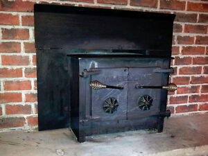 Timberline Wood Burning Stove Insert