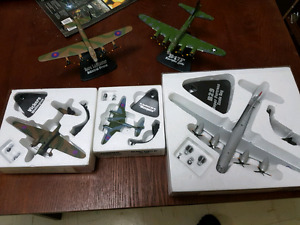 Model WWII Airplanes