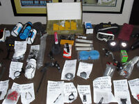 Bike Velo Accessories Your choice any 3 items NEW & USED