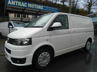 2012 Volkswagen Transporter 2.0TDi SWB T28 BMT A/C SAT NAV CRUISE CONTROL