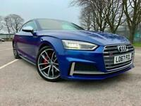 2018 Audi S5 S5 Quattro 2dr Tiptronic OVER £7000 WORTH OF EXTRAS COCKPIT COUPE P