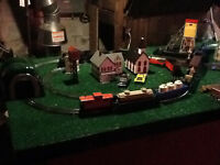 Vintage Lionel Train sets and accesories