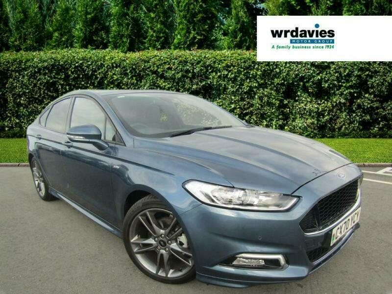 2020 Ford Mondeo 2.0TDCi ST-LINE EDITION 150ps 5dr ...