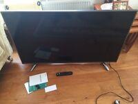 Hisense 55 inch next generation ultra hd smart tv