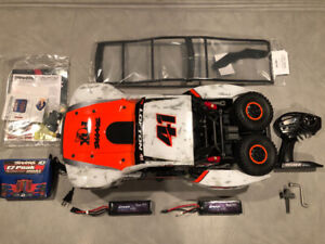 TRAXXAS Desert Racer Pro Scale Like New RC For Sale!!