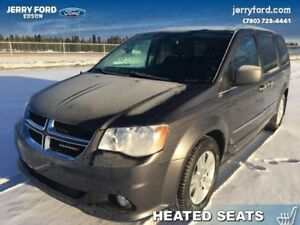 2017 Dodge Grand Caravan Crew Plus  Single DVD Package and 2nd r