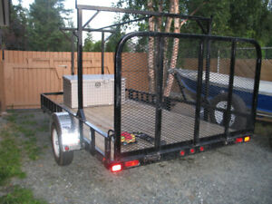 BOAT RACK for sale for PJ trailer