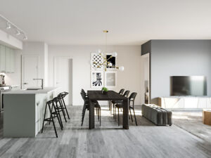 New Condo for rent-4 1/2-Ahuntsic-Cartierville-Montreal-Acadie