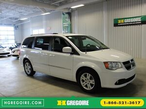 2015 Dodge GR Caravan Crew A/C Gr-Électrique (Mags-Bluetooth)