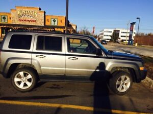 2011 Jeep Patriot  4 WD  Very Well Kept!!