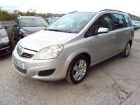 2008/58 Vauxhall Zafira 1.6