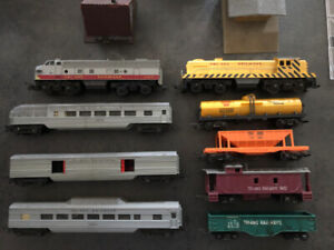 Tri-Ang Trains Made in England