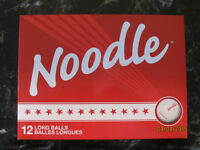 Dozen New Noodle Golf Balls