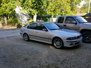 2001 BMW 540i, 6 speed, M-package