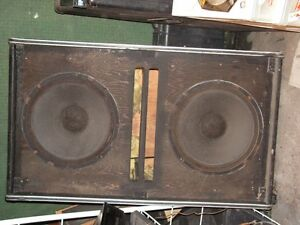 vintage traynor bass guitar cabinets