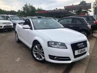 2011 11 AUDI A3 CABRIOLET 1.6 TDI Sport *Low Miles - 1 Lady Owner*