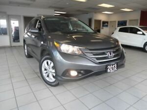 2013 Honda CR-V AWD TOURING TOP OF THE LINE NAV SAFETY