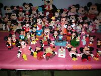 Collection Lot  290 Mickey & Minnie Mouse Jouet Walt Disney