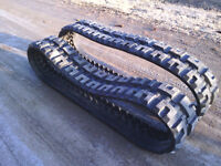 New / Unused Tracked Loader / Skid Steer Tracks