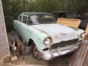 1955 Chevrolet 150 4 door