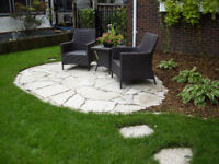 WE OFFER INTERLOCKING -STEPS, DRIVEWAYS, RETAINING WALLS AND +