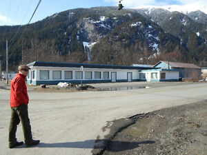 Land and Building For Sale (Stewart British Columbia)