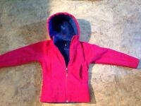 Fall coat size 4/5