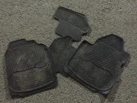 Ford Fiesta 2001 genuine rubber mats