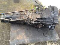 Audi A4 A6 2.5 v6 Quattro gearbox gear box