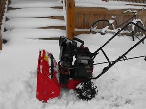 Snow Blower Stratford Kitchener Area image 1